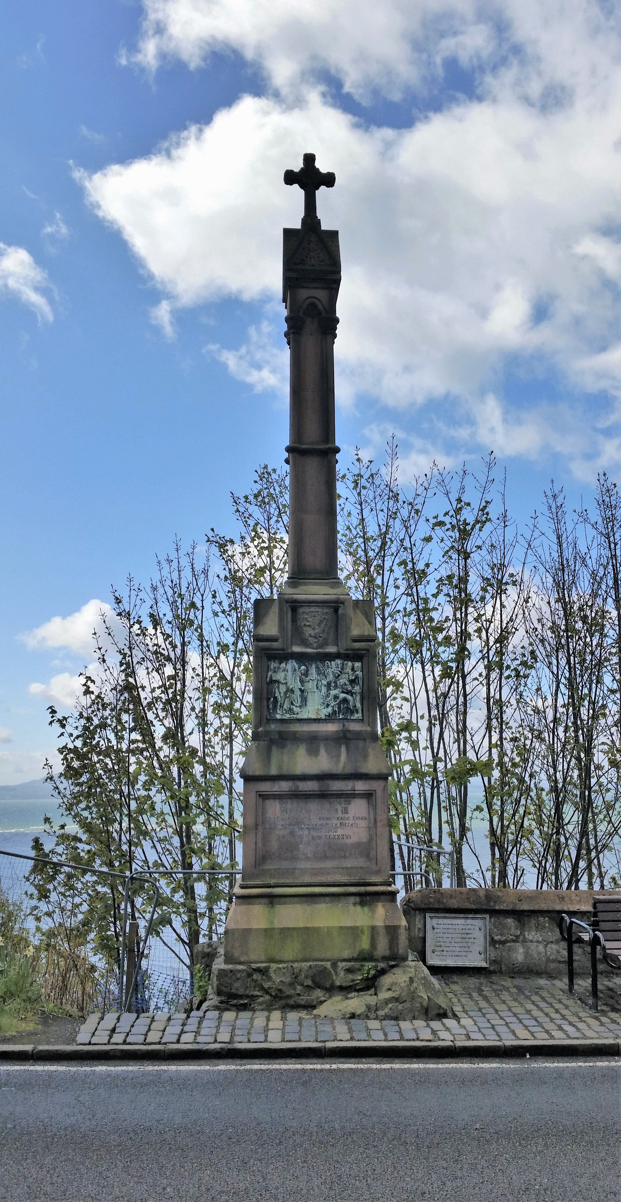 scotland 2016 alexander monument 3