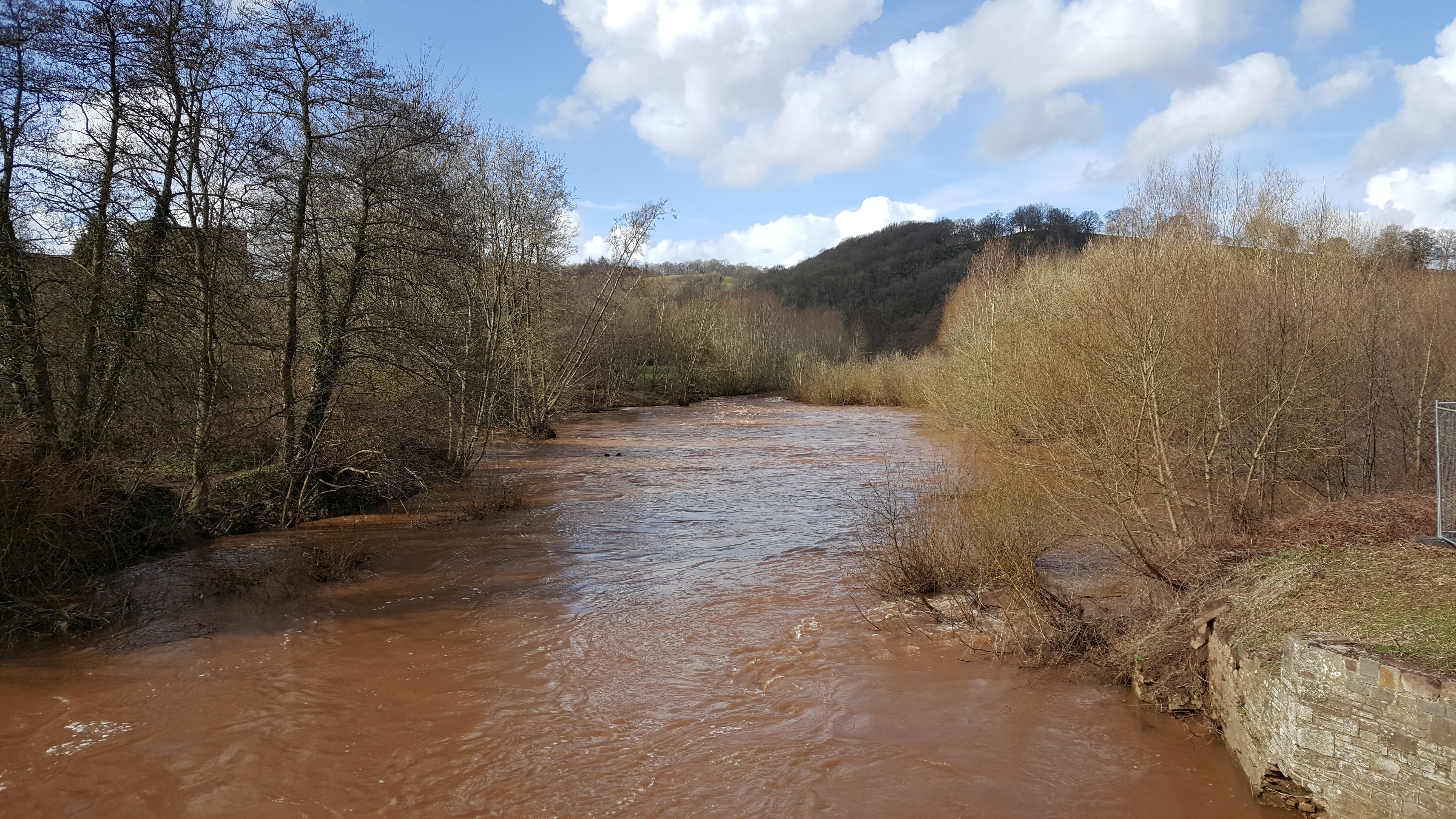 The River Monnow
